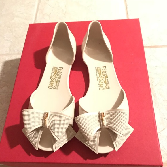 64c028191 Salvatore Ferragamo Shoes | Jelly Sandals | Poshmark
